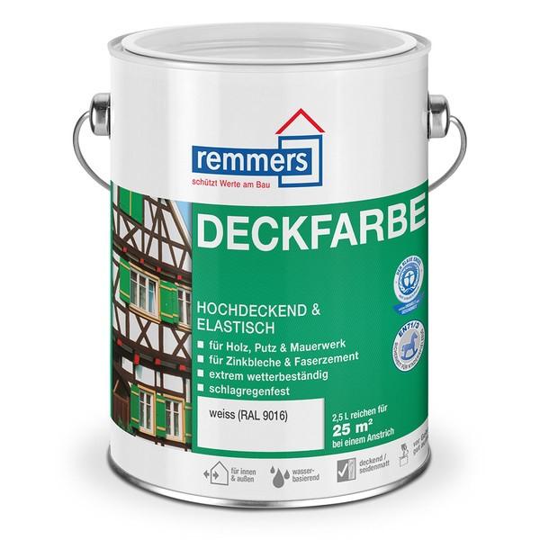 Treppen Anstrich - Deckfarbe