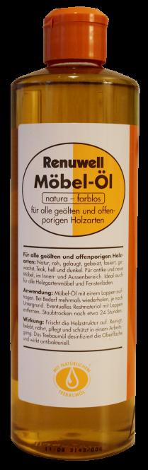 Stufen-Öl für geölte Oberflächen
